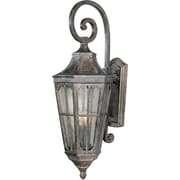 Maxim Lighting Cabaza 1 - Light Outdoor Wall Mount; 31'' H x 11'' W