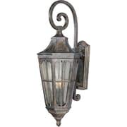 Maxim Lighting Beacon Hill VX 3-Light Outdoor Wall Lantern; 31'' H x 11'' W