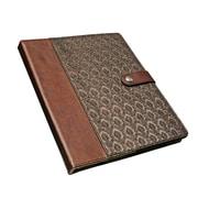 Sumdex CrossWork-T New iPad/iPad 2 Folio; Antique
