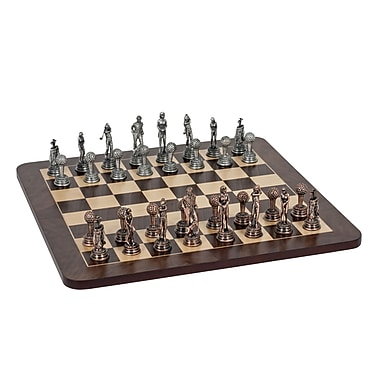 Wood Expressions Golf Chess Set