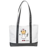 Prestige Medical Large Tote Bag; Grey