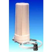 CuZn Refillable Countertop Filter with Double Diverter