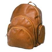 David King Expandable Backpack; Tan
