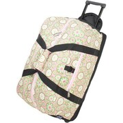 Wildkin Good Times Majestic Rolling Duffel Bag