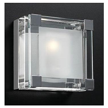 PLC Lighting Corteo 1 Light Wall Sconce