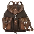 American West Retro Romance Backpack