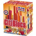 Citiblocs 100 Piece Building Block Set; Hot