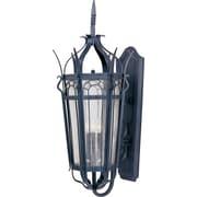 Maxim Lighting Cathedral 3-Light Outdoor Wall Lantern; 37'' H x 15.5'' W