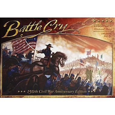 Wizards of the Coast Battle Cry Board Game