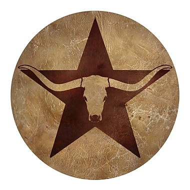 Thirstystone Longhorn Star Coaster (Set of 4)