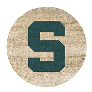 Thirstystone Michigan State University Collegiate Coaster (Set of 4)