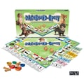 Late for the Sky Breed-Opoly Board Game; Dachshund
