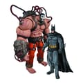 Diamond Selects Batman Arkham City 2 Piece Batman Vs. Bane Action Figure Set