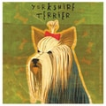 Thirstystone Yorkshire Terrier Occasions Coasters Set (Set of 4)