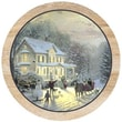 Thirstystone Home for the Holidays Coaster (Set of 4)