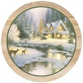 Thirstystone Deer Creek Cottage Coaster (Set of 4)