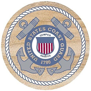 Thirstystone Coast Guard Coaster (Set of 4)