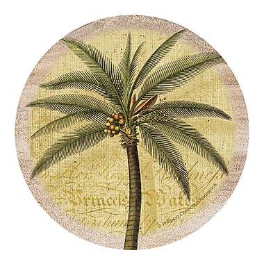 Thirstystone Palm Coaster (Set of 4)