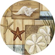 Thirstystone At the Beach II Coaster (Set of 4)