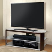 Bello Dark Espresso Wood Frame Audio/Video Furn