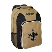 Concept One NFL Southpaw Backpack; New Orleans Saints
