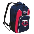 Concept One MLB Southpaw Backpack; Minnesota Twins