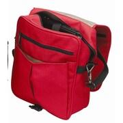 Preferred Nation Messenger Bag; Red