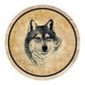 Thirstystone Wolf Coaster (Set of 4)
