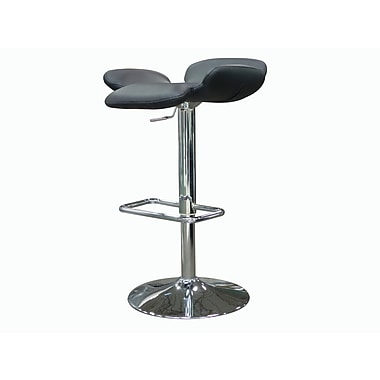 Whiteline Imports May Bar Stool with Cushion