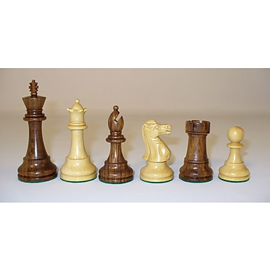 Checkmate Sheesham British Chessmen