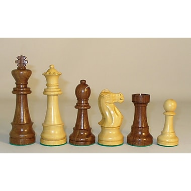 Checkmate Jumbo Sheesham Chessmen