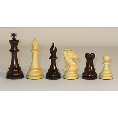 Checkmate Rosewood Chevalier Chessmen