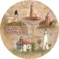 Thirstystone Great Lakes Lighthouses Coaster (Set of 4)