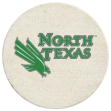 Thirstystone University of North Texas Collegiate Coaster (Set of 4)