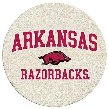 Thirstystone University of Arkansas Collegiate Coaster (Set of 4)