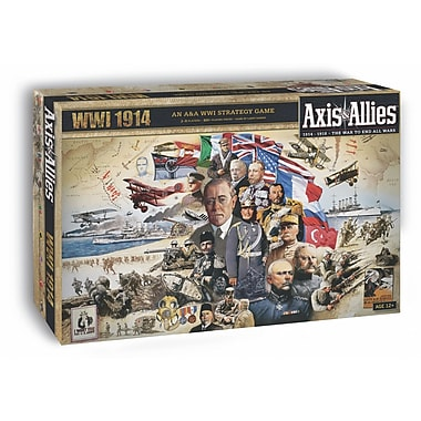Wizards of the Coast Axis and Allies 1914 Board Game