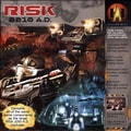 Wizards of the Coast RISK 2210 A.D Board Game
