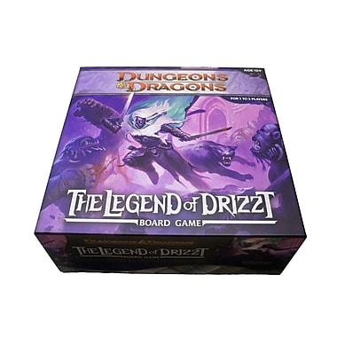 Wizards of the Coast Dungeons and Dragons: Legend of Drizzt Board Game