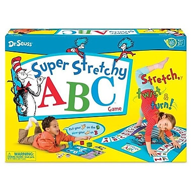 Wonder Forge Dr. Seuss Super Stretchy ABC Game