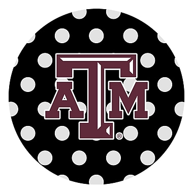 Thirstystone Collegiate Coaster Texas A and M Dots (Set of 4)