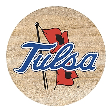 Thirstystone University of Tulsa Collegiate Coaster (Set of 4)
