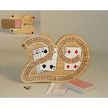 Play All Day Games 29'' Cribbage