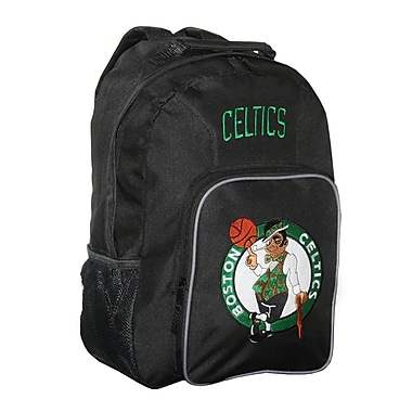 Concept One NBA Southpaw Backpack; Boston Celtics