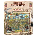 MasterPieces Al Lorenz The Wild West 1000 Piece Jigsaw Puzzle
