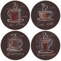 Thirstystone 4 Piece Coffee Coaster Set