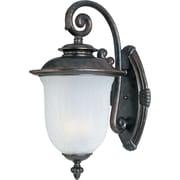 Maxim Lighting Cambria EE 1-Light Outdoor Wall Lantern; 17.5'' H x 10'' W