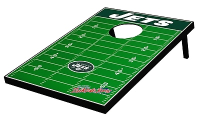 Tailgate Toss NFL Football Cornhole Set; New York Jets WYF078275797559