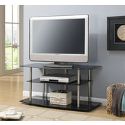 Convenience Concepts Classic Glass 42'' TV Stand