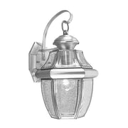 Livex Lighting Monterey1 Light Outdoor Wall Lantern