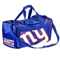 Forever Collectibles NFL 11'' Travel Duffel; New York Giants